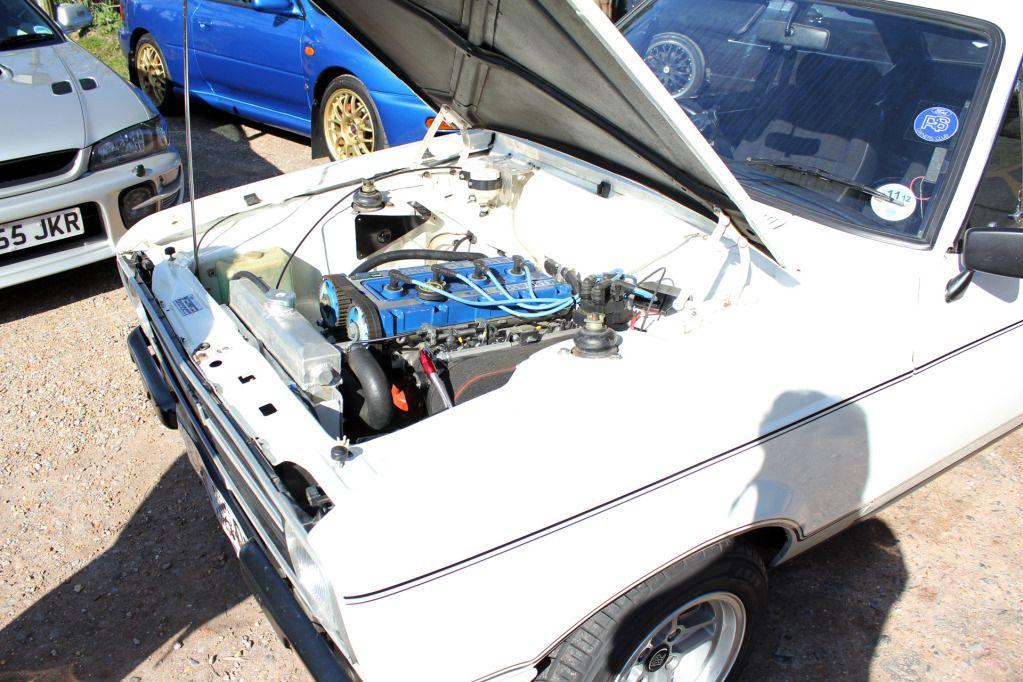 MK2 Escort Mexico Cosworth NAYB - Andys Auto Body