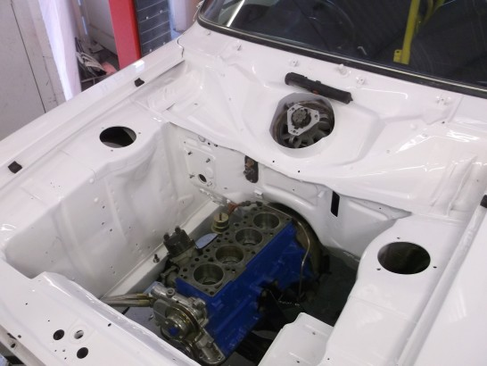 Ford Escort Mexico Mk1 Engine Bay Refresh And Mechanical