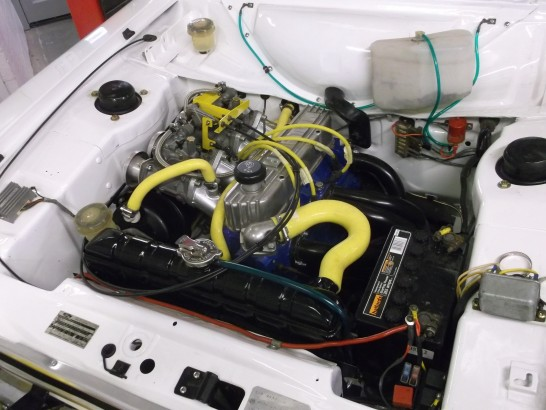 Ford Escort Mexico Mk1 Engine bay Refresh and Mechanical ...